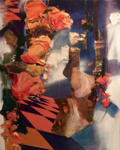 Yvette Gellis, Covid Poppies, 2020