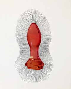 Enrique Castrejon, Measure of Pleasure (Stay at Home and Play), 2020